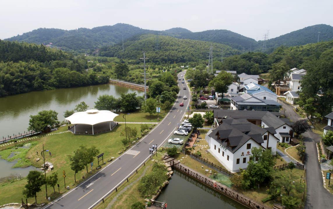 资料图:美丽乡村。南报融媒体记者 杜文双 摄
